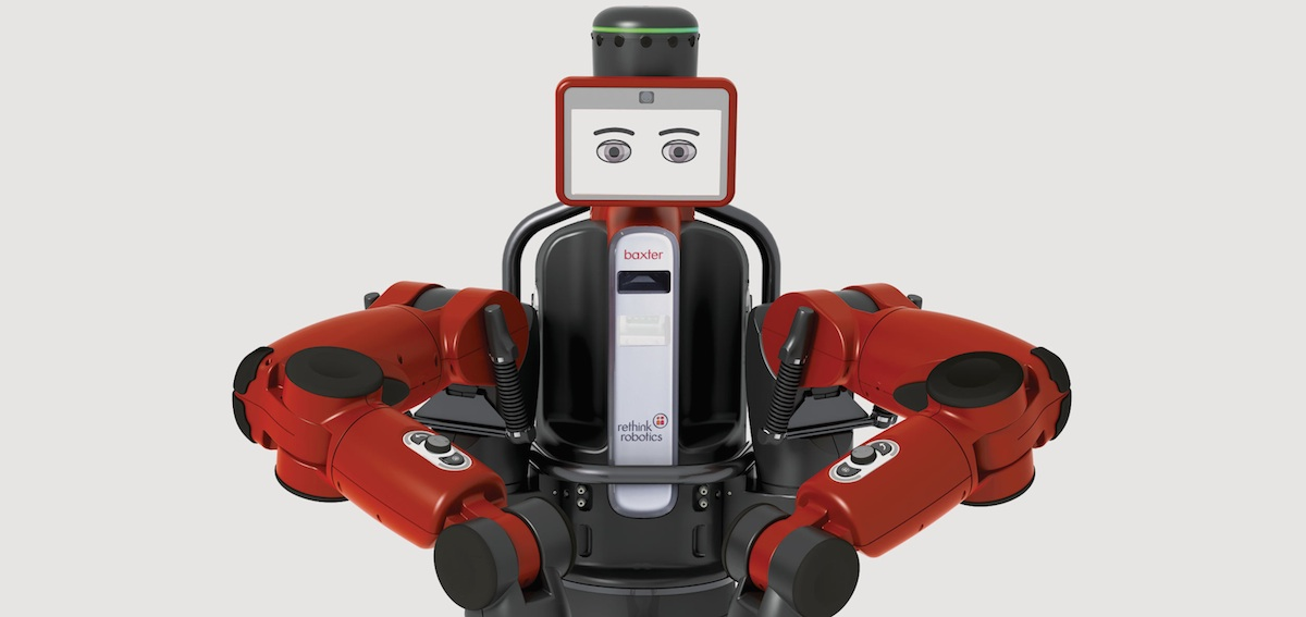 I, for one, embrace our new robot overlords